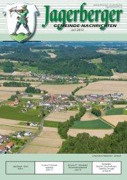 Zeitung Juli 2006 orig. - Marktgemeinde Jagerberg