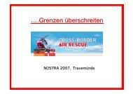 Download Präsentation - Cross-Border Air Rescue