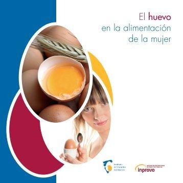 El huevo en la alimentación de la mujer - Cooperativas Agro ...