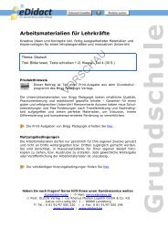 Vorschau - beim OLZOG Verlag