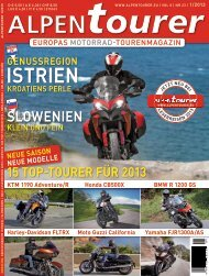 iSTRieN - ALMOTO Motorrad Reisen