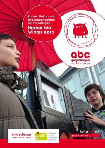 abc-gröpelingen Programmheft | pdf - Kultur Vor Ort e.V.