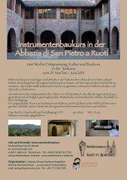 pdf - Flyer - La Serratura