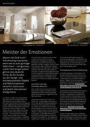 Meister der Emotionen