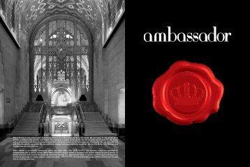 Media Kit - Ambassador Magazine