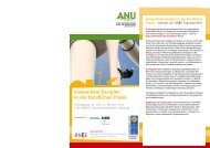 Erneuerbare Energien in der beruflichen Praxis - BIBB ...
