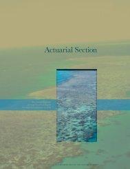 Actuarial Section - SURS