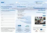 Personalmanagement ohne Grenzen - Demotrans