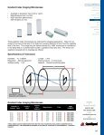 Microlenses Specifications & Tolerances Biconvex ... - Photon Lines - Page 7