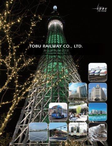 TOBU RAILWAY CO., LTD.