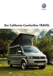 Der California Comfortline TRAVEL