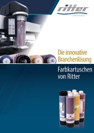 Prospekt Download - Ritter