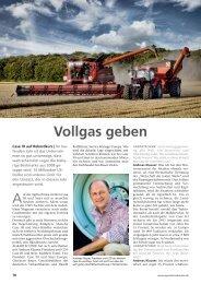 Vollgas geben - Reise Landtechnik GmbH & Co. KG