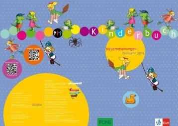 Klett_Kinderbuch_FJ_2014.pdf - Ernst Klett Verlag