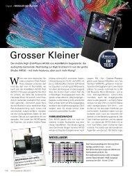 AK120 Review in audio 06/2013 (PDF) - Astell & Kern