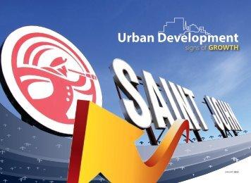 Urban Development - Saint John Waterfront Development