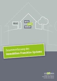 Zusammenfassung des Immobilien-Franchise ... - Bitte-ohne-Makler