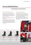 einsatzstiefel - Rosenbauer International AG - Page 5
