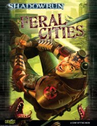 Feral Cities :: Shadowrun - Free
