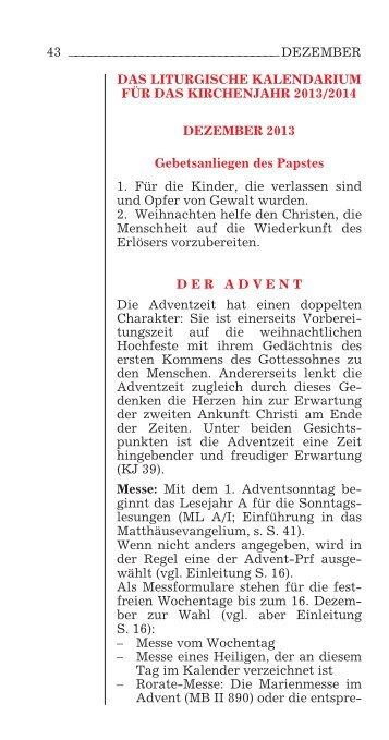 Direktorium 2013/2014 - Pastoralamt der Erzdiözese Wien