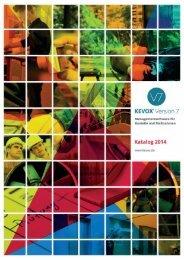 KEVOX Katalog 2014