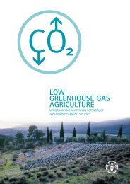 Low Greenhouse Gas Agriculture - Institute of Food Research