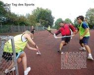 Der Tag des Sports - Gymnasium Lehrte