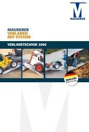 mauderer verladen mit system - bei der Mauderer Alutechnik GmbH