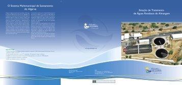 ETAR de Almargem - Águas do Algarve, SA