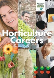 Horticulture Careers Guide - Queensland Country Life