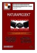 Maturaprojekt Unternehmenskooperationen - Wirtschaftspark Liezen - Seite 2