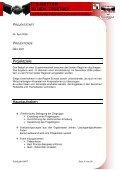 Maturaprojekt Unternehmenskooperationen - Wirtschaftspark Liezen - Seite 6