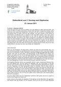 Predigten Pastor Moser 2011 - Alsterbund - Seite 4