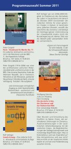 Programmauswahl Sommer 2011 - Seite 6
