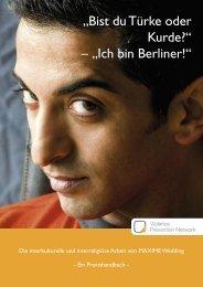 Ich bin Berliner! - Violence Prevention Network