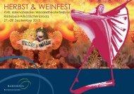 HERBST & WEINFEST - Herbst- und Weinfest Radebeul