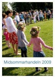 Midsommarhandeln 2009.pdf - Svensk Handel