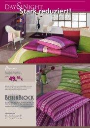 69,95 - Betten Block Obertshausen