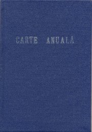 1934 - Carte Anuala - Amir.ro