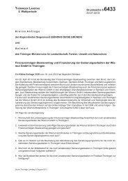 Sanierungsarbeiten der Wismut GmbH - GRÜNEN Landtagsfraktion ...