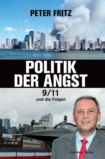 9/11 PETER FRITZ POLITIK DER ANGST