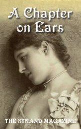 A Chapter on Ears - The Strand Magazine. Free ... - Solis Press