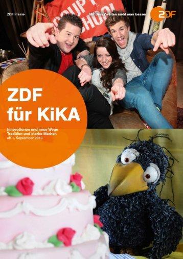 Ganzseitiges Foto - ZDF Presseportal