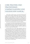 Kloster und Colegio Ave Maria Jahresbericht 2008 - Seite 5