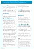 Tennis elbow (PDF 137K) - ACC - Page 2