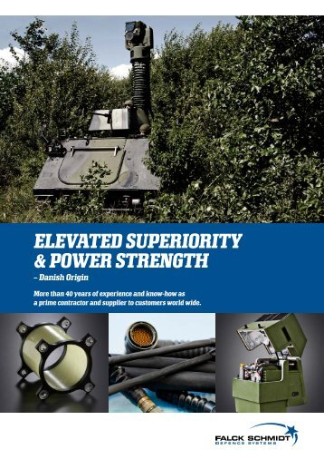 ElEvatEd SupEriority & powEr StrEngth - Falck Schmidt Defence ...