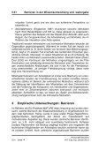 Barrieren in der Wissensentwicklung und - Andreas P. Schmidt - Seite 4