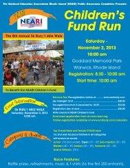 NEARI 5K Run/1Mile Walk - National Education Association Rhode ...