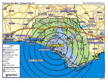 Panama City Mall - CBL & Associates Properties, Inc.