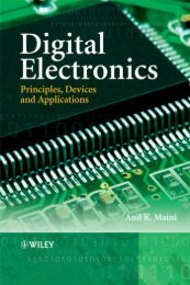 Digital Electronics: Principles, Devices and Applications
